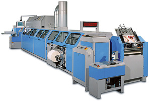 professional printing press